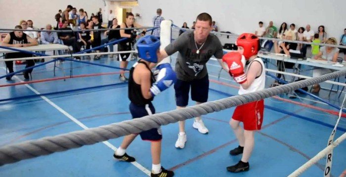 Initiation Boxe Anglaise – Adolescents (12 à 16 ans)